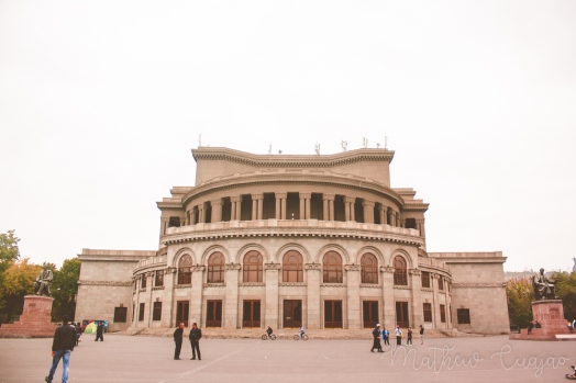 Yerevan Opera Theatre (Armenian Nat'l Academic Theatre of Opera & Ballet)