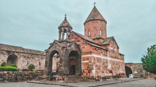 Church of the Holy Mother of God in Khor Virap