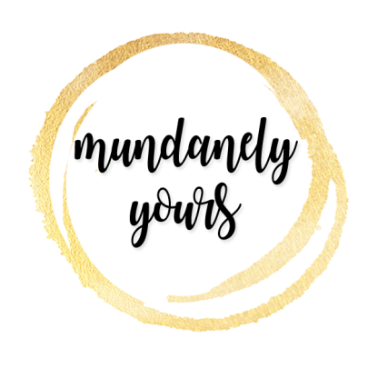 Mundanely Yours Logo V3